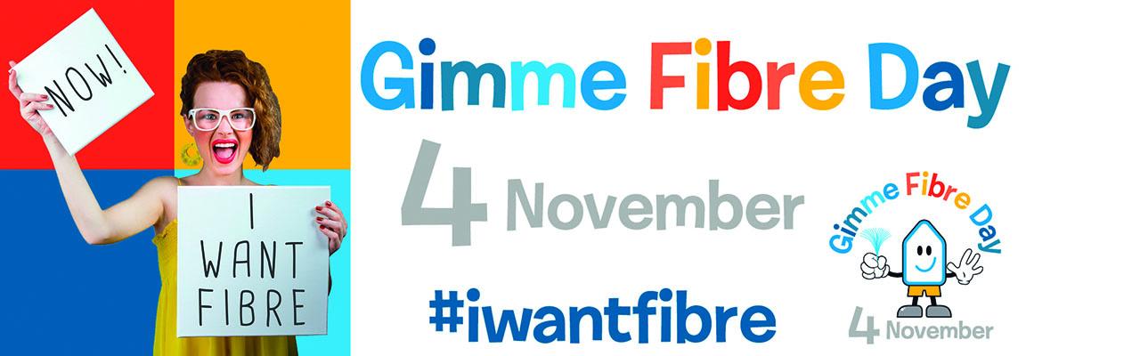 Il 4 novembre si festeggia la Giornata della Fibra