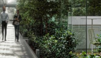 Prysmian Group HQ: l'involucro edilizio e gli spazi di lavoro