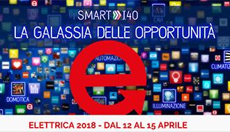 """Prysmian Italia partecipa alla fiera """"Elettrica 2018"""" di Novara"""