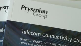 Prysmian Group lancia il nuovo catalogo Telecom Connectivity