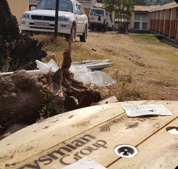Una rete di cavi Prysmian per alimentare uno degli ospedali più strategici del Congo