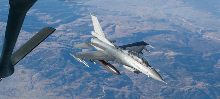 Cavi per aerei militari