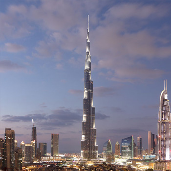 Burj Khalifa: sicurezza... stratosferica