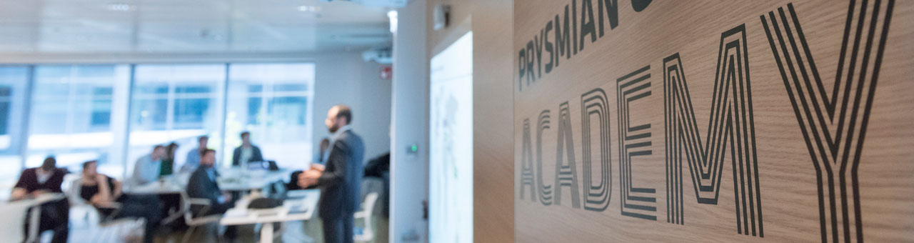 Prysmian inaugura il Training Center del nuovo Headquarter